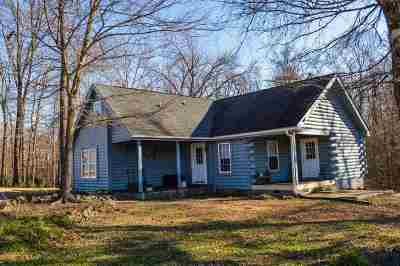 Spartanburg Single Family Home For Sale: 2966 Cowpens Pacolet Road