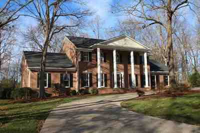 Spartanburg Single Family Home For Sale: 118 Woodridge Drive