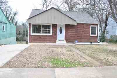 Spartanburg Single Family Home For Sale: 344 Saint Andrews