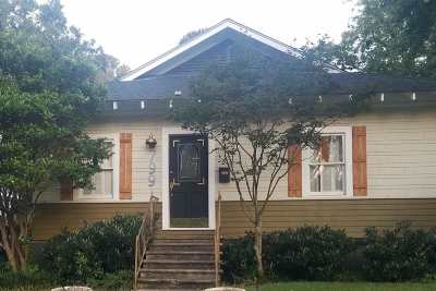 Spartanburg Single Family Home Contingent On Inspection: 799 Glendalyn Ave