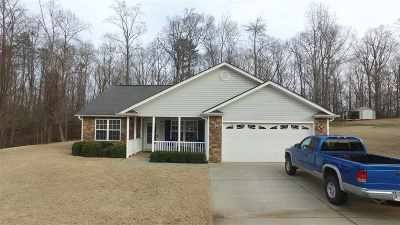 Spartanburg Single Family Home For Sale: 134 Old Indian Trail