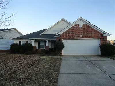Spartanburg Single Family Home For Sale: 481 Etowah Drive