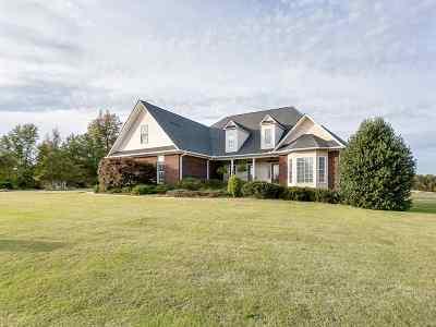 Inman Single Family Home For Sale: E 826 Heathland Drive