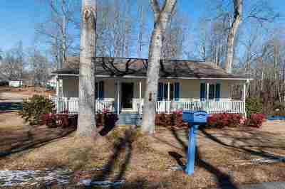 Spartanburg Single Family Home For Sale: 154 Willowood Drive