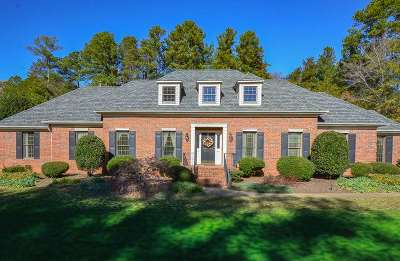 Spartanburg Single Family Home Contingent Upon Financing: 309 Ashwick Court