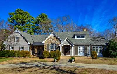 Spartanburg Single Family Home For Sale: 707 Pecan Tree Court