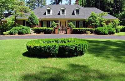 Spartanburg Single Family Home For Sale: 1111 Woodburn Road
