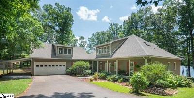 Greer Single Family Home For Sale: 2353 Stanford Rd.