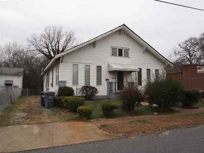 Spartanburg Single Family Home For Sale: 908 Ansel St