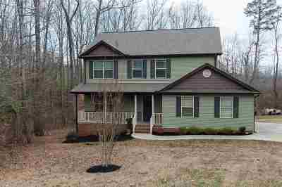 Spartanburg Single Family Home Contingent Upon Financing: 536 Harvest Valley Court