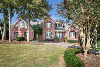 Inman Single Family Home For Sale: E 871 Heathland Drive