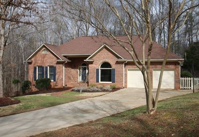 Spartanburg Single Family Home For Sale: 407 Woodgrove Trace