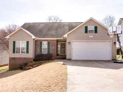 Spartanburg Single Family Home For Sale: 258 Lynhaven Drive