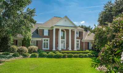 Spartanburg Single Family Home For Sale: 11 Oakland Hills Lane