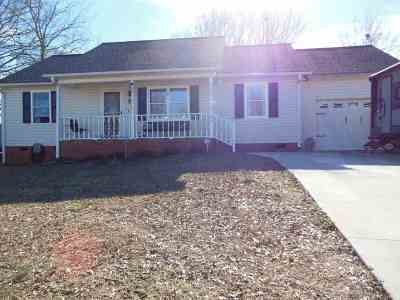Spartanburg Single Family Home For Sale: 154 Loblolly Dr.