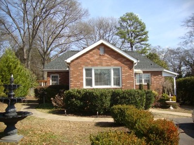 Spartanburg Single Family Home For Sale: 1191 Lawson Street