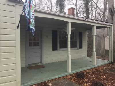 Spartanburg Single Family Home For Sale: W 115 Victoria