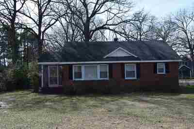 Spartanburg Single Family Home For Sale: N 3019 Blackstock Road