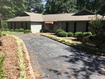 Inman Single Family Home For Sale: 706 Lakewinds Blvd