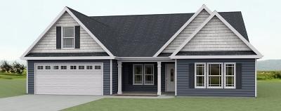 Inman Single Family Home For Sale: 104 Southern Oaks Lane Lot 2