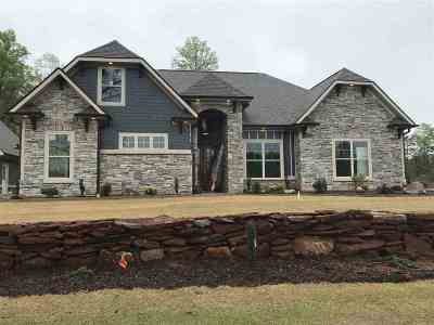 Spartanburg Single Family Home Contingent Upon Financing: 416 Twin Springs Dr