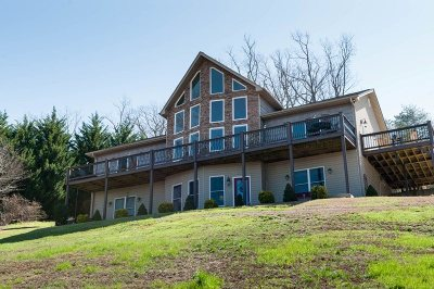 Taylors Single Family Home For Sale: 55 Pack Forest Road