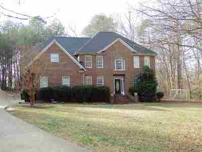 Spartanburg Single Family Home For Sale: 430 Willowbrook Dr.