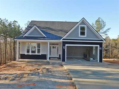 Campobello Single Family Home For Sale: 580 Canewood Lane
