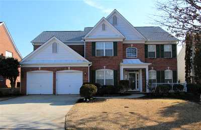 Greer Single Family Home For Sale: 3 Landstone Court