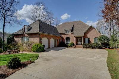 Spartanburg Single Family Home Contingent On Inspection: 333 Matchlock Commons