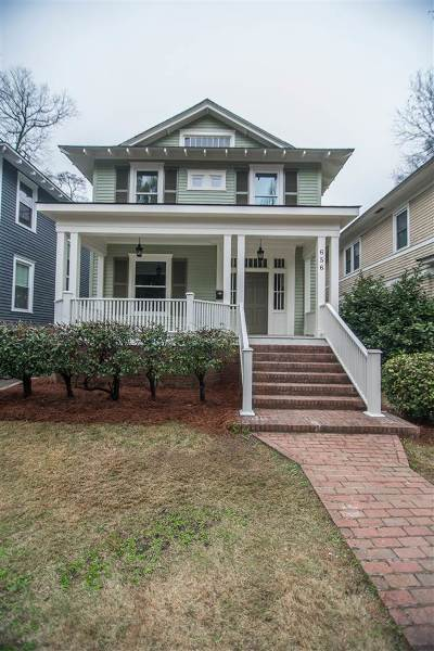 Spartanburg Single Family Home For Sale: 656 Maple St.