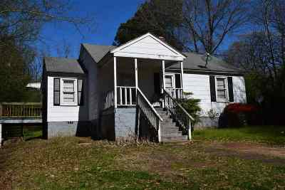 Spartanburg Single Family Home For Sale: W 2440 Croft Circle