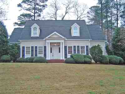 Spartanburg Single Family Home For Sale: 131 Knoxwood Court