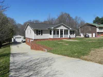 Spartanburg Single Family Home For Sale: 115 Woodshire Dr