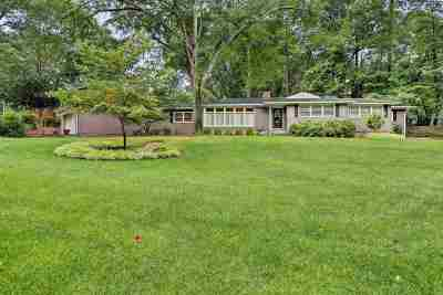 Spartanburg Single Family Home For Sale: 1285 Brentwood Drive