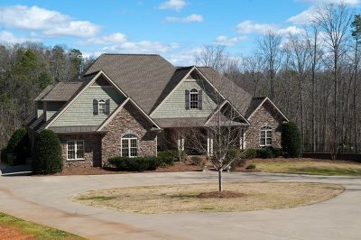 Woodruff Single Family Home For Sale: 460 Whispering Ridge Trail