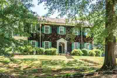 Spartanburg Single Family Home For Sale: 16 Woodburn Road