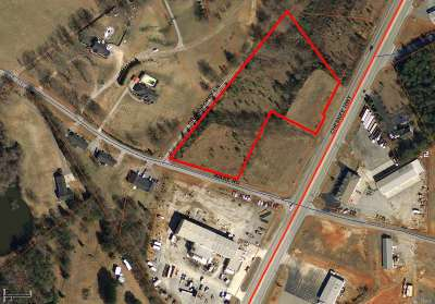 Spartanburg Residential Lots & Land For Sale: 3405 Chesnee Hwy