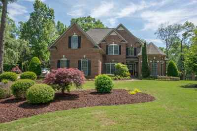 Spartanburg Single Family Home Contingent Upon Financing: 825 Southern Magnolia Ct