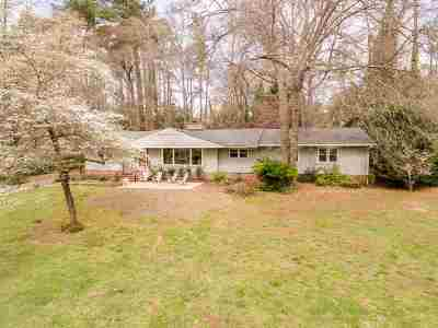 Spartanburg Single Family Home For Sale: 723 Dupre Dr.