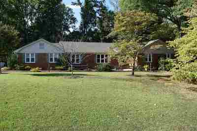Spartanburg Single Family Home For Sale: 711 Meadowbrook Dr