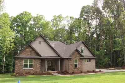 Inman Single Family Home For Sale: S 148 Lake Emory Dr