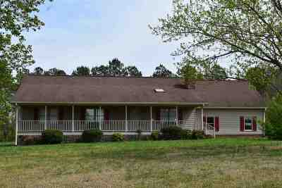 Inman Single Family Home For Sale: 116 Meadow Lake Drive