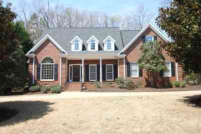 Spartanburg Single Family Home For Sale: 822 Oakcrest Road