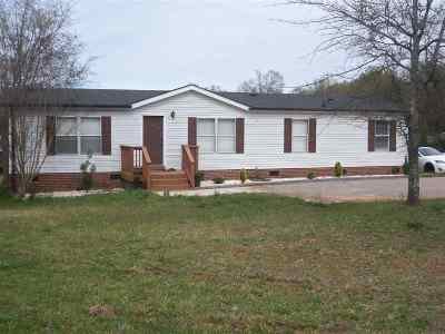 Inman Mobile Home For Sale: 405 Island Ford Road
