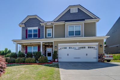 Greer Single Family Home For Sale: 311 Park Ridge Circle