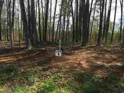Inman Residential Lots & Land For Sale: 316 Narrow Circle Lot 1