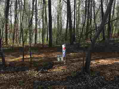 Inman Residential Lots & Land For Sale: 320 Narrow Circle Lot 2