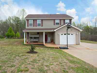Taylors Single Family Home For Sale: 4 Red Mile Way