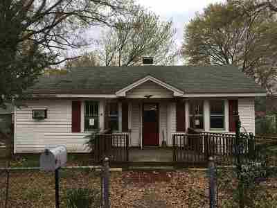 Inman Single Family Home For Sale: 23 Pine St